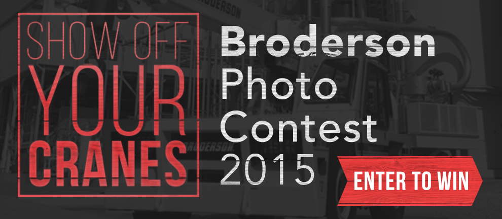 Broderson Photo Contest 2015 - Enter To Win