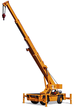 Broderson IC-250-A Carry Deck Crane